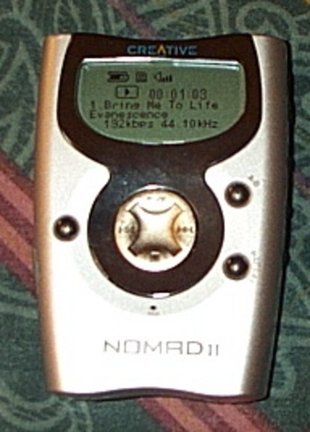 Creative NOMAD (circa 2000)