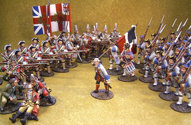 Battle of the Plains of Abraham and fall of Quebec