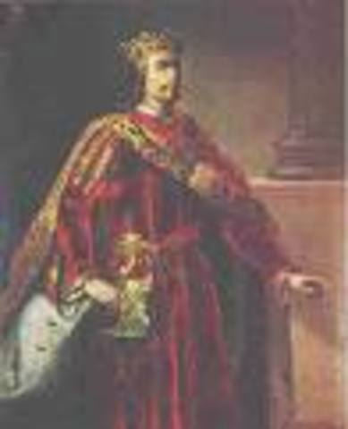 Regnat d' Alfons III el Benigne (1327-1336)
