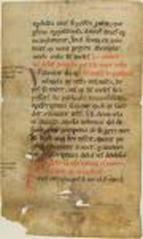 Traducció del Forum iodicum sXII (llibre Jutge)
