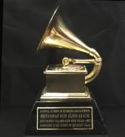 """Won a Grammy for best hard rock proformance for """"Bring me to life"""""""