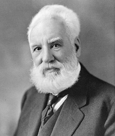 Alexander Graham Bell and the Photograph