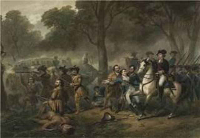 French And Indian War 1754-1763