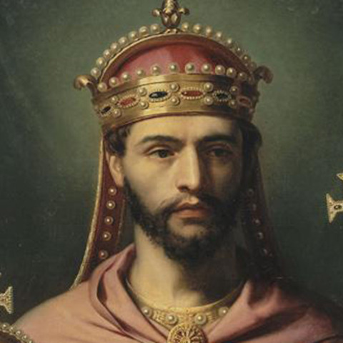 Louis the Pious (814-840)