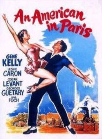 """""""An Amercian in Paris"""""""