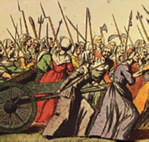 Marcha de Versalles