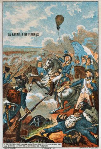Batalla de Fleurus