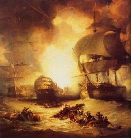 Batalla del Nilo