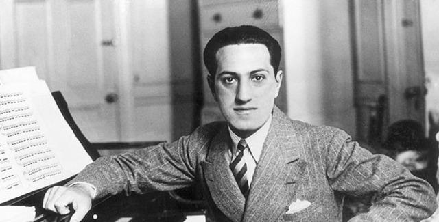 First met George Gershwin