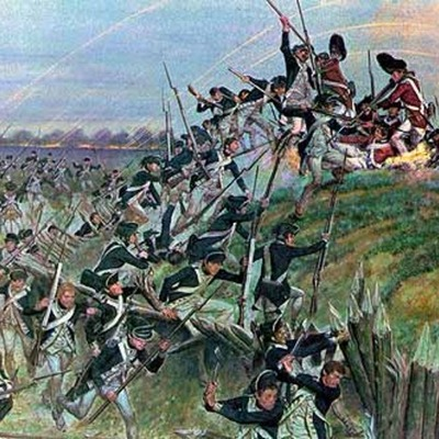 Revolutionary Battles in the South timeline
