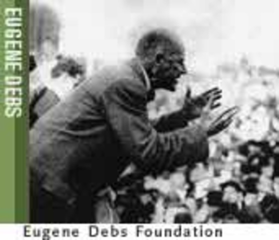Eugene Debs Runs for an Indiana Congressional Seat