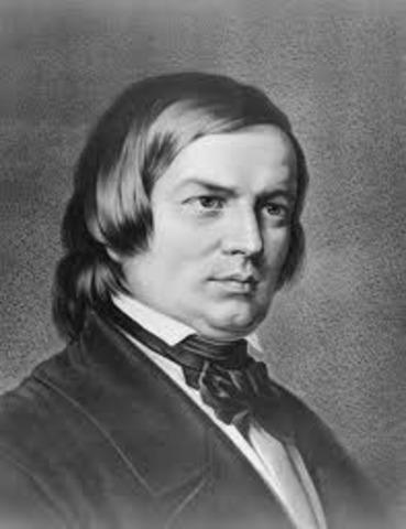 Joachim, Liszt, Schumann