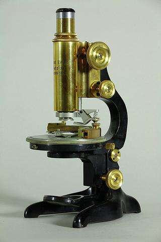 Revolving Mount Microscope
