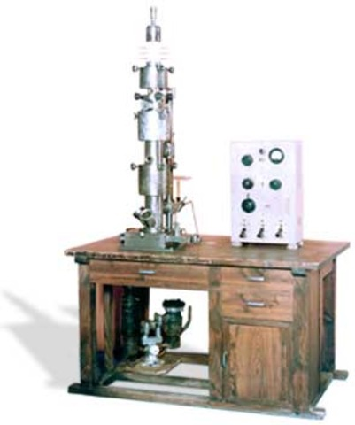 First Commercial UV Microscope