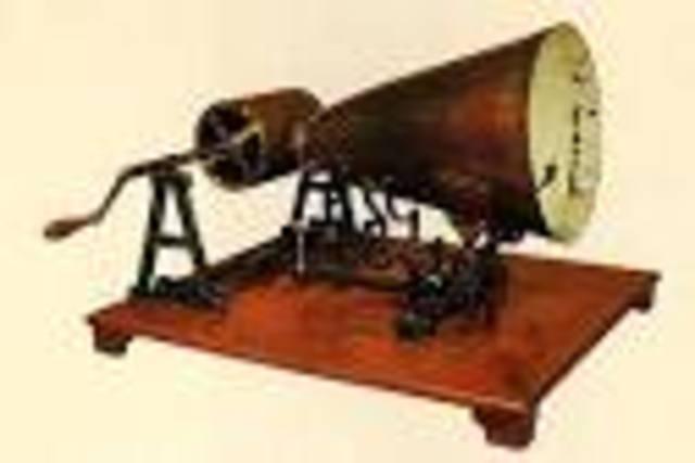 1857 phonautograph