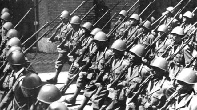 WWII Starts