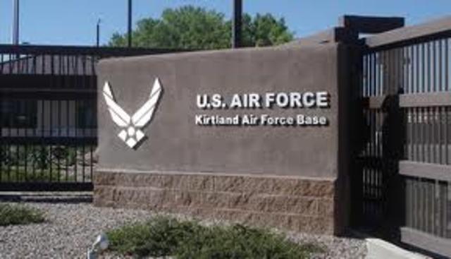 Albuquerque Army Air Base Renamed