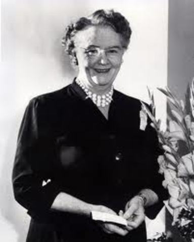 First Woman Elected to Congress