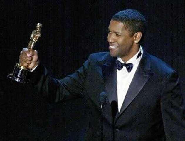 Denzel's First Oscar