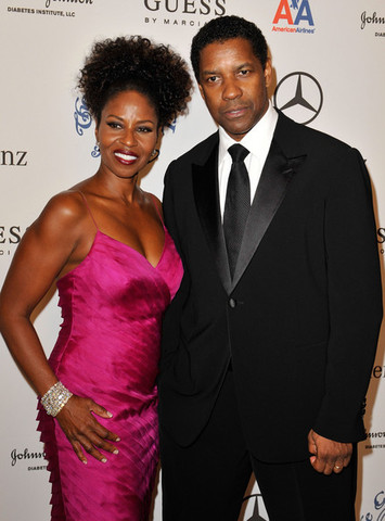 Denzel's Marriage
