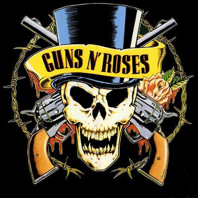 Guns N Roses timeline