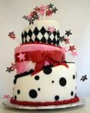 Macy's Birthday