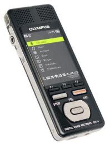 electronic recorder