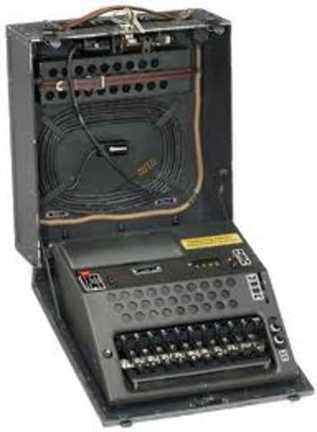 Cracking codes machine