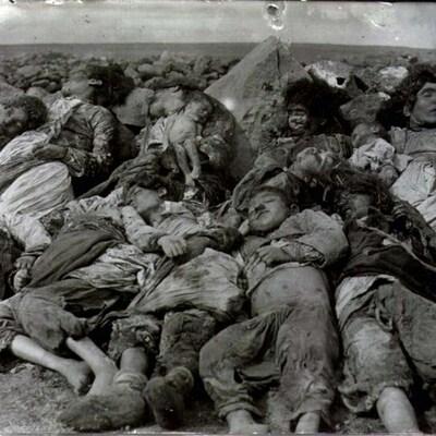 History of Genocide timeline