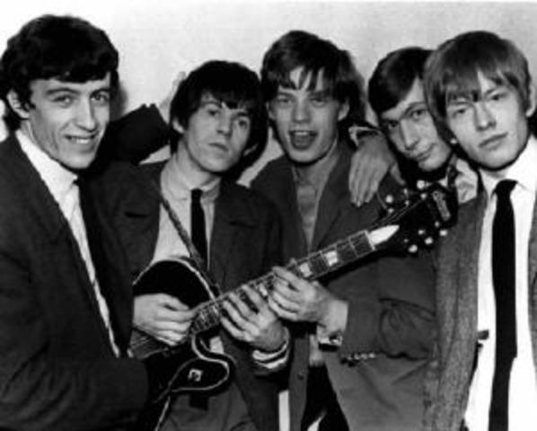 The Rolling Stones British Tour