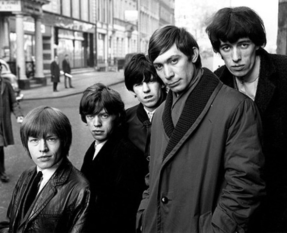 The Rolling Stones 1st American Tour