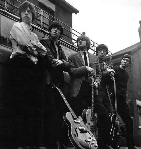 The Rolling Stones 4th British Tour