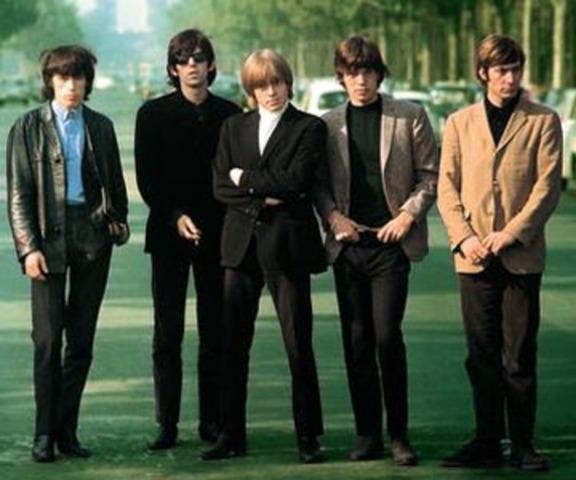 The Rolling Stones 1st European Tour