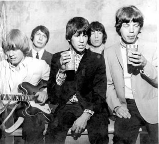 The Rolling Stones 1st British Tour