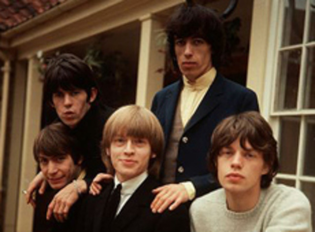 The Rolling Stones 4th European Tour