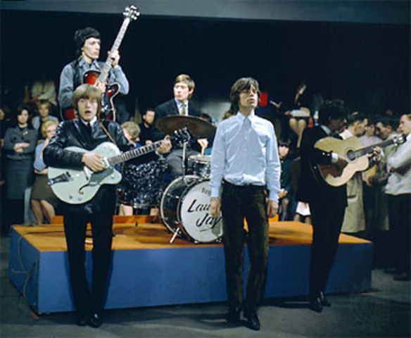 The Rolling Stones 2nd British Tour