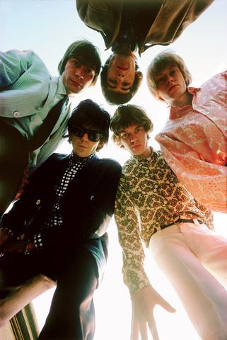 The Rolling Stones Australasian Tour