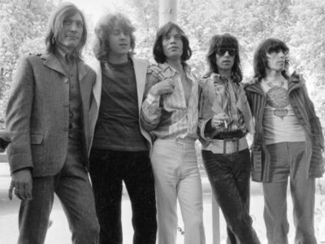 The Rolling Stones American Tour