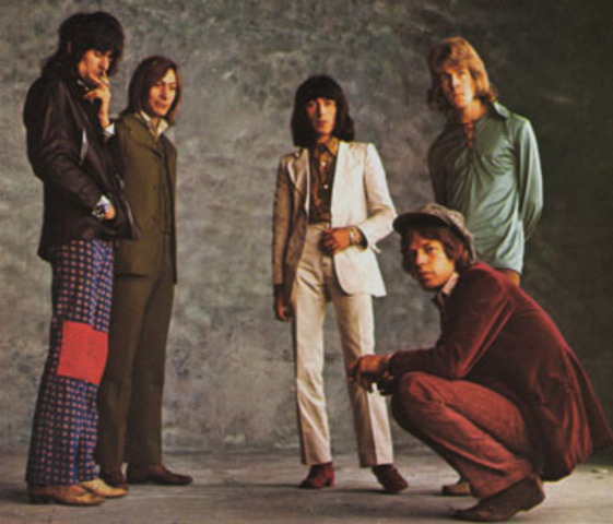 The Rolling Stones UK Tour