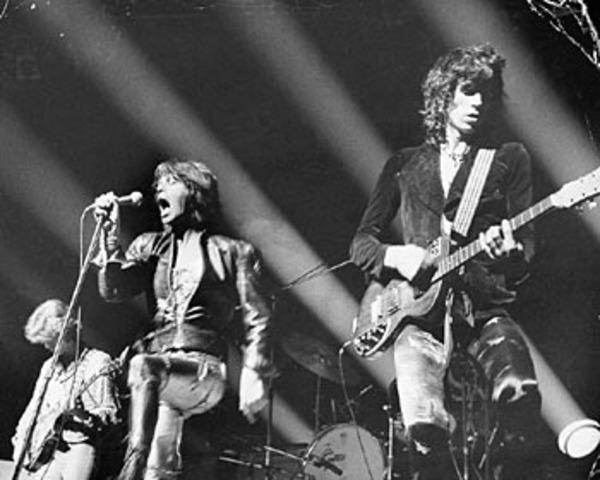 The Rolling Stones European Tour