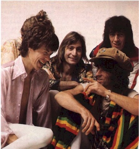 The Rolling Stones Pacific Tour