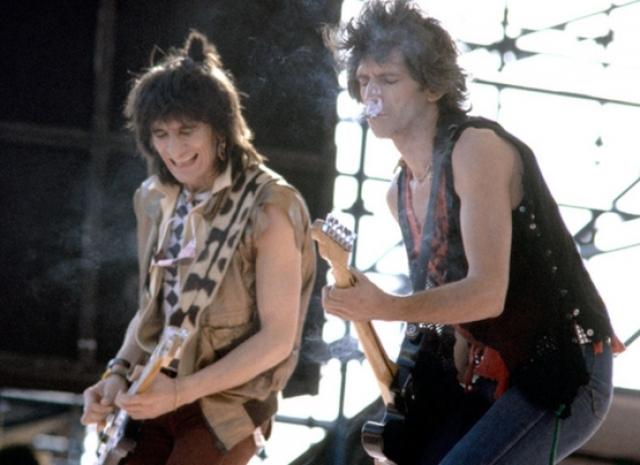 Rolling Stones European Tour