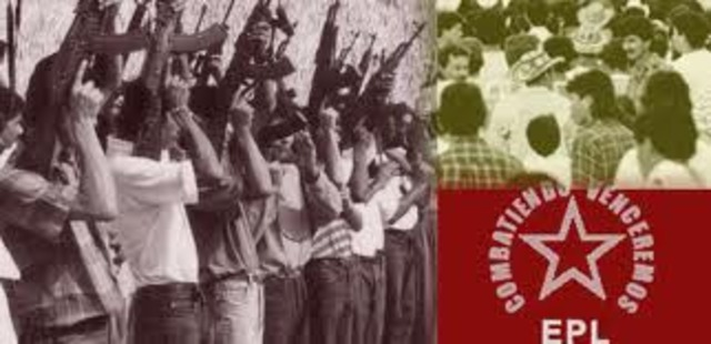 asesinatos del EPL