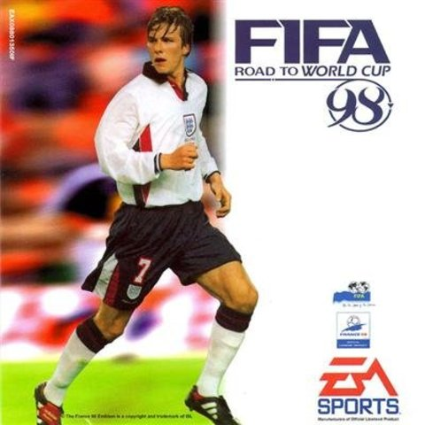 FIFA: Road to the World Cup 98
