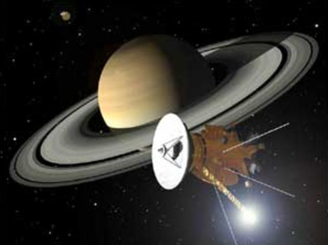 Saturn Orbital