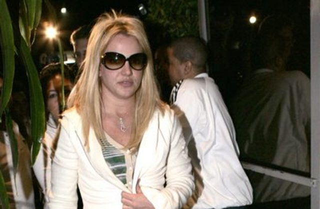 Britney goes to Rehab