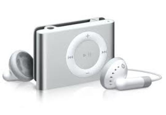 My first ipod
