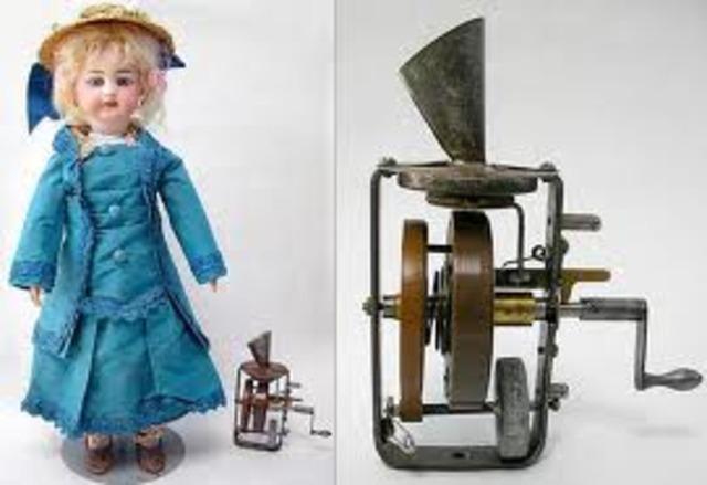 Thomas Edisojn Talking Doll