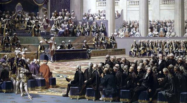 Convocazione degli stati generali