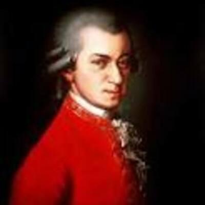 Mozart's life timeline